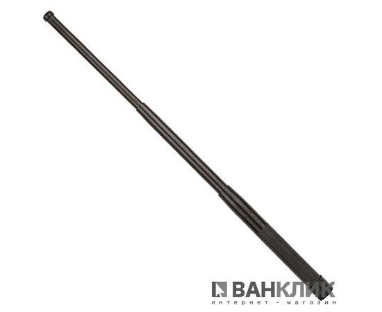 Телескопическая дубинка 49.5 см (черная) без чехла