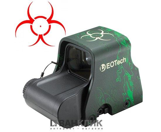 Коллиматорный прицел EOTech Zombie2 65MOA/1MOA (XPS2-Z2)