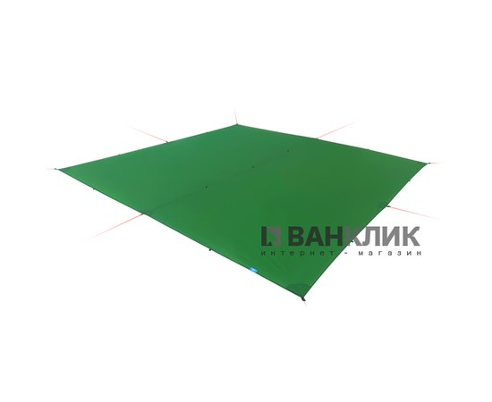 Тент Levitate Sil 4 N green 3*3