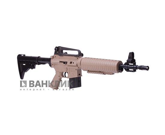 Мультикомпрессионная винтовка Crosman 177 KT tan от американского производителя