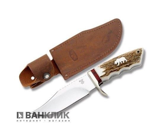Нож Buck CWBC Grizzly Bear Large Skinner 926EKSLEB