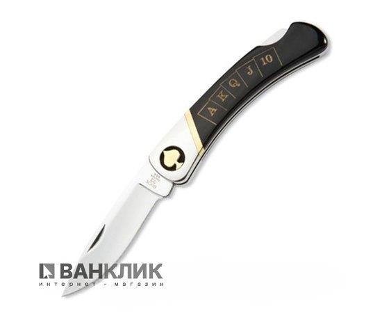 Нож Buck Duke Royal Flush 500BFSLEB