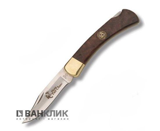 Нож Buck Follding Hunter 110RESLEB