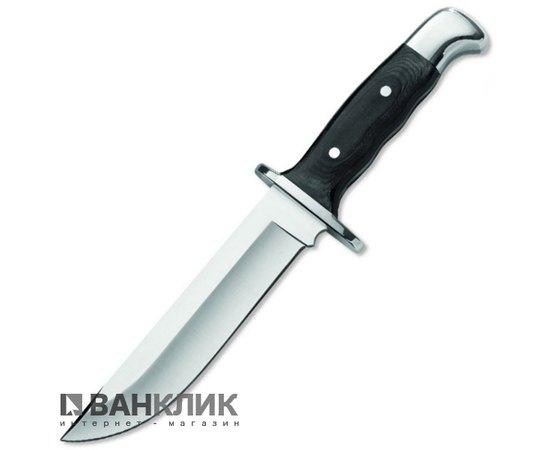 Нож Buck Hertige Series Frontiersman Micarta Handle 124BKSLE