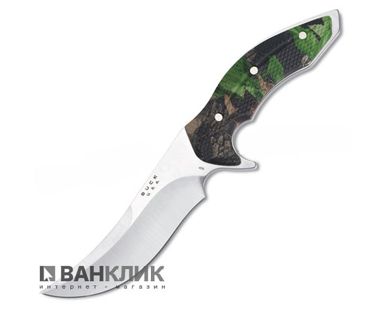 Нож Buck Kalinga Pro Camo Hardwood 406CMSB