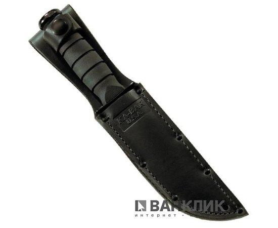 Нож Ka-Bar Short Black USMC 1256