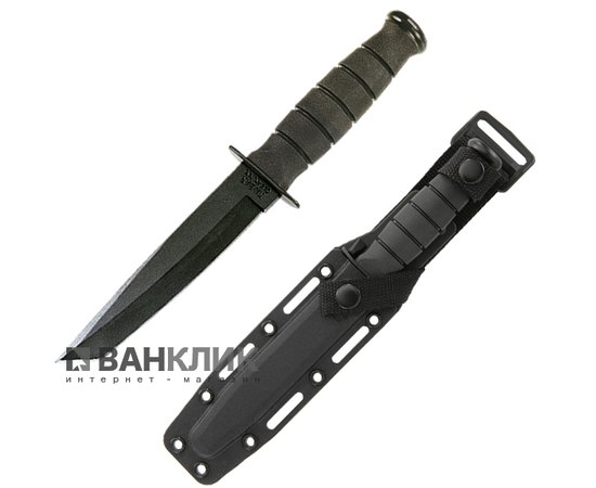 Нож Ka-Bar Short Ka-Bar Black Tanto 1254